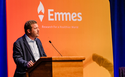 Emmes COO, Dr. Paul VanVeldhuisen has contributed to several of Emmes' 1,000 clinical trials and 2,300+ peer-reviewed articles